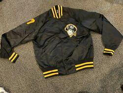 1980's Chuck Tanner 7 Pittsburgh Pirates Game Used Worn Lightweight Jacket