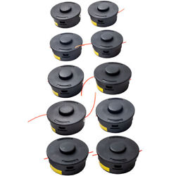 10 Pack Trimmer Head For Stihl Autocut 25-2 Trimmer Bump Heads String Trimmers