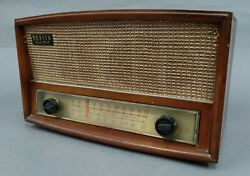 Vintage Zenith Am/fm Radio Model G730 For Parts Or Repair