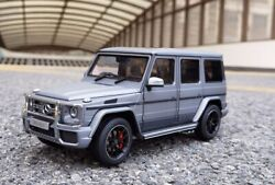 1/18 Scale Almost Real Mercedes-benz G65 Amg W463 2017 Metal Diecast Model Car