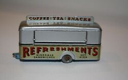 Matchbox Lesney 74a Mobile Refreshment Canteen, Gpw, Excellent Condition