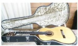 Kazuo Ichiyanagi Luthier No.20 Ano.1981 Japan Classical Acoustic Guitar W/ Case