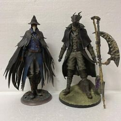 Bloodborne Action Figure The Old Hunters Sickle Eileen The Crow Toys Gifts Kids