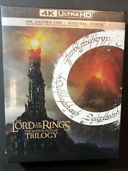 The Lord of the Rings The Motion Picture Trilogy 4K Ultra HD NEW $139.18