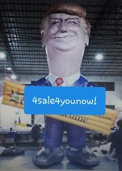 25and039 Foot Massive Donald Trump Inflatable Custom Made New