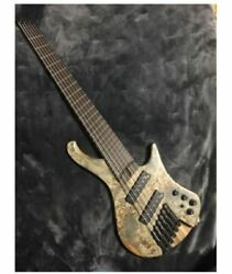 Ibanez Ehb-1506ms Headless 6-string Electric Bass Guitar Shipped From Japan