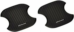Mugen Door Handle Protector Cover Size S Civic Fit Japan Import From Japan