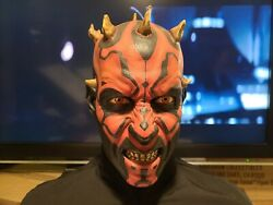 Sideshow Collectibles Darth Maul Life Size Bust 239/1000