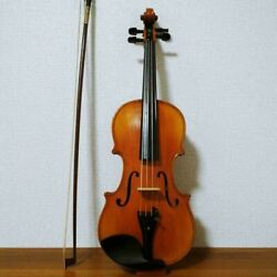 Ma Zhibin Workshop Size 1/2 Shanghai Anno 2008 Violin W/ Bow Shipped From Japan