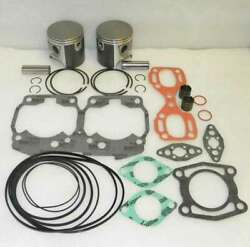 Platinum Series Top End Piston Rebuild Kit 1mm Over 83mm Sea-doo Gti 2003