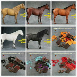 Mr.z Mrz056 1/6 Thoroughbreds Race Horse Figure Harness Model Fit 12and039and039 Doll