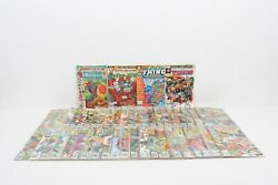 Marvel Comics Group - The Thing And... Wolverine Xmen Spiderman Captain America
