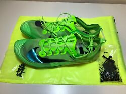 Nike Zoom Victory 5 Xc | Us Size 12 | Electric Green | New | Comes With Spikes |