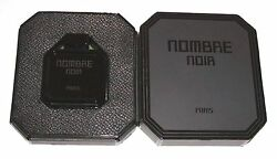 Nombre Noir By Shiseido Pure Parfum 1/2 Oz / 15 Ml Vintage Nib Sealed