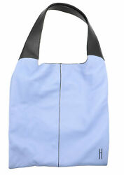 Hayward Grand Shopper Embroidered Leather Tote Top-handle Bag