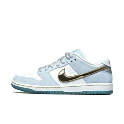 Nike X Sean Cliver Sb Dunk Low Holiday Special Limited Shoes Dc9936-100 Sz 5-12