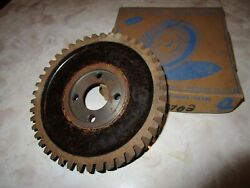 Nors Silent Timing Cam Gear 1941-1948 Ford Mercury Lincoln Zephyr V12 11a-6256-d