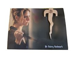 Buffy The Vampire Slayer Mr. Pointy Wooden Stake Bookmark Loot Crate Exclusive