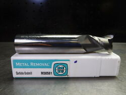 Metal Removal 1 Solid Carbide Endmill 2 Flute M30561 Loc1984a
