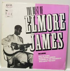 Elmore James Broom Dusters - The Best Of - Ace Records Ch31 Uk Press