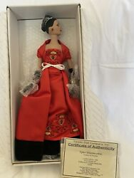 Tonner Tyler Wentworth 16 Inch Queen Of Hearts Doll Limited Edition Of 300