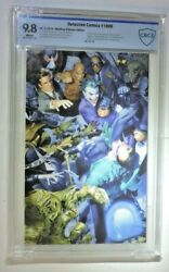 Detective Comics 1000 Mayhew Virgin Variant Ultimate Edition Only 180