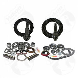 Yukon Gear And Install Kit Package For Reverse Rotation Dana 60 And Andrsquo89-andlsquo98 Gm 14t
