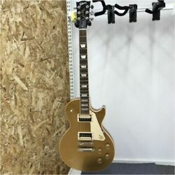 gibson Les Paul Model Classic 2017 Gold Top Electric Guitar Shipped From Japan