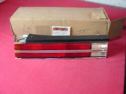 Nos 1983 87 Buick Regal Gn Gnx T Type Rear Tail Light Lamp And Bezel 918487 Left
