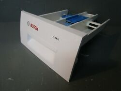 Bosch Front Load Washer Dispenser Tray W/ Handle, White 00645399 00660683 Asmn
