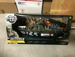 True Heroes Sentinel 1 Navy Seal Boat Toys R Us Exclusive - New Unopen Rare