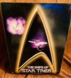 The Ships Of Star Trek Uss Enterprise Ncc-1701 Limited Edition Figure With Box
