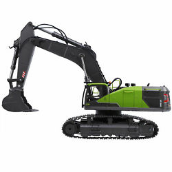 114 Rc Engineering Van 22‑channel Remote Control Simulated Excavator Toy Car