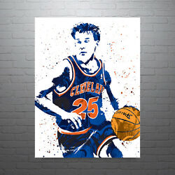 Mark Price Cleveland Cavaliers Poster Free Us Shipping
