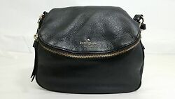 Kate Spade Cobble Hill Devin Black Crossbody Bag $30.00