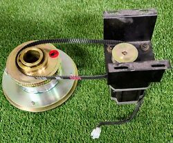 Football Fortune Ticket Redemption Arcade Game Main Motor And Pulley System
