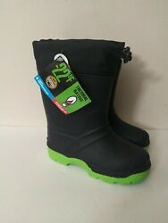 New Wonder Nation Kids Water Proof Slip Resistant Boot Thermal Rating
