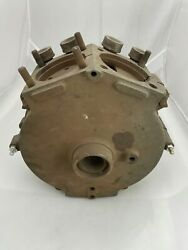 Indian Motorcycle Original Jr Scout Crankcase Used As Is E-105