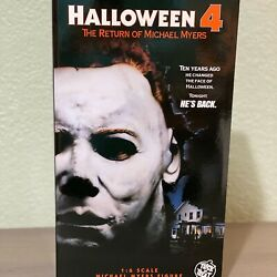 Halloween 4 Michael Myers 1/6 Scale Action Figure Trick Or Treat Studios