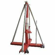 Model  6a3862 - 3 Ton Jack House Aircraft Jack For Cessna, Piper, Beech, Lake