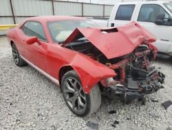 Trunk/hatch/tailgate With Spoiler Moulded In Black Fits 17 Challenger 2266119