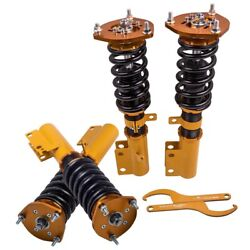 Full Coilovers Kits For Lexus Es350 2007- 2009 Adj. Height Shock Strut +top Hats
