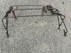 Triumph Convertible Top Frame 1 For Parts Or To Repair