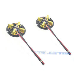 2pcs Carbon Brushes For Milwaukee Tools M18 Drill 2602-20 2650-20 C18id Us