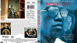 Murder At 1600 / Wesley Snipes / Bluray
