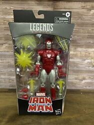 Hasbro Marvel Legends Walgreens Exclusive Iron Man Silver Centurion New Sealed