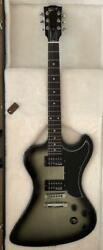 Gibson Usa Rd Standard Reissue 2007 Silver Burst Electric Guitar And Hard Case