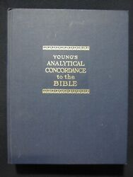 Young's Analytical Concordance To The Bible On An Entirely New Plan [1970]