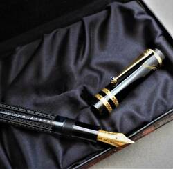 New Unused Limited 1997 Dostoevsky Fountain Pen 16-300 Limited
