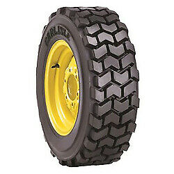 10-16.5/12 138a3 Car Csl45 Heavy Duty Mixed Surface Skid Steer Tires Set Of 4